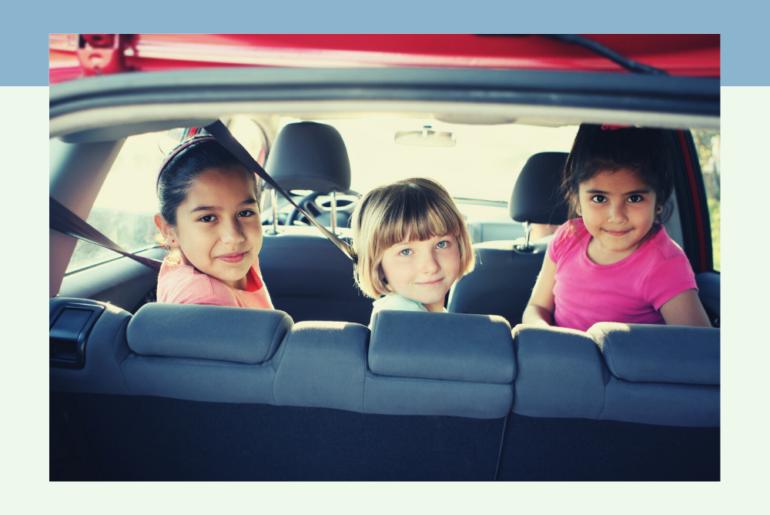 carpool kids